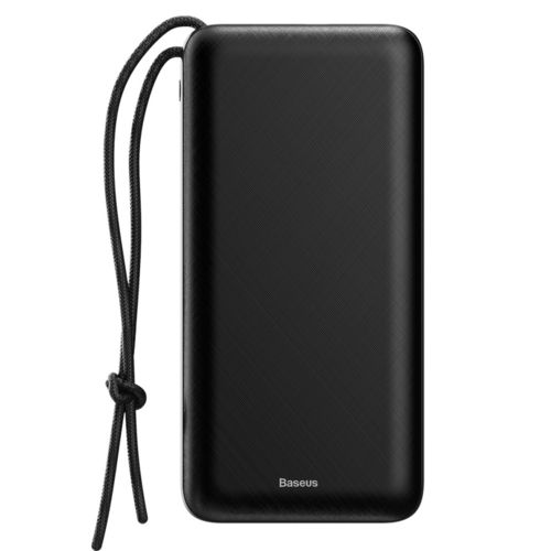 Baseus Mini Q 20000mAh Power Bank / USB-PD Type-C / 2-Way Fast Charger